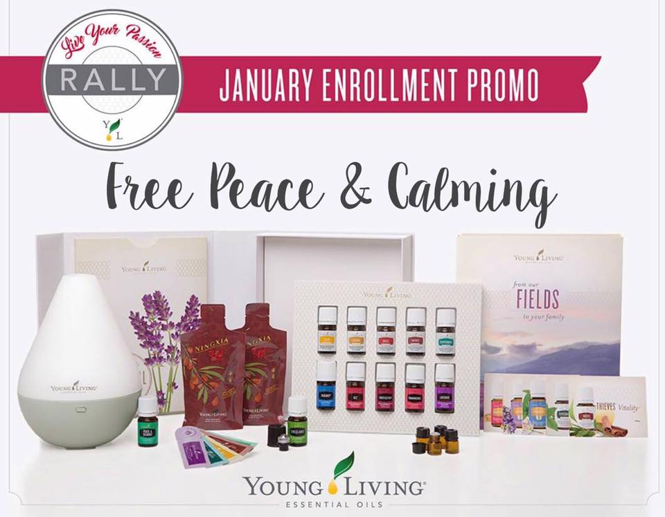 Essential Oils: Premium Starter Kit from Young Living