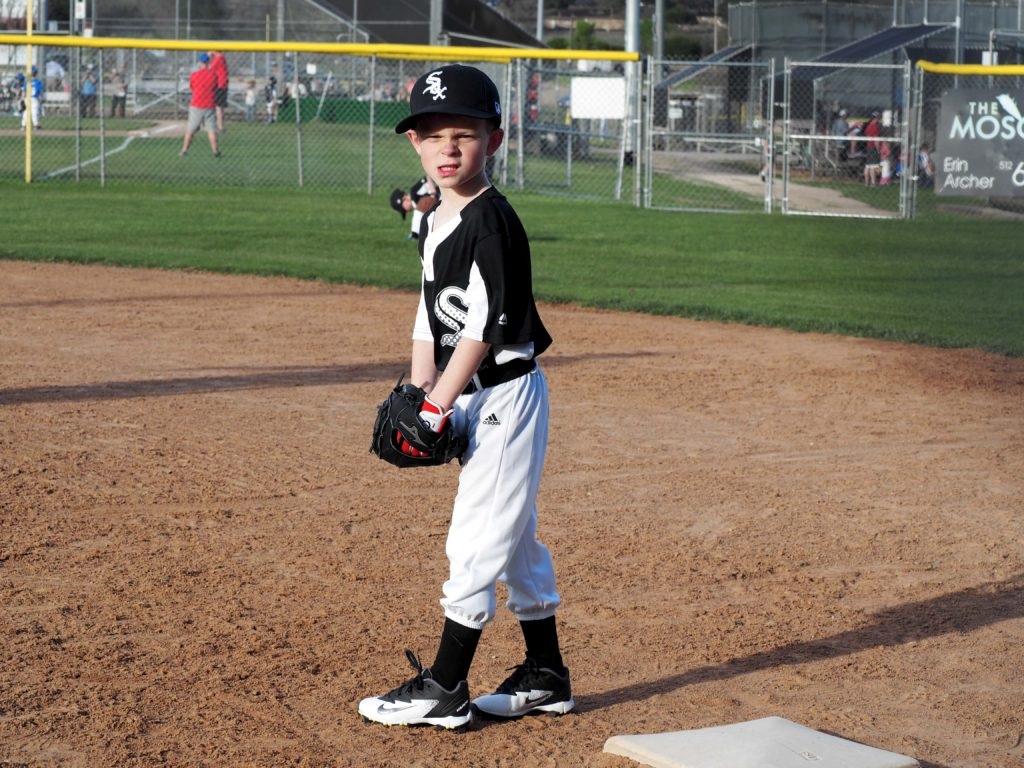 Kinder T-Ball: What to Expect